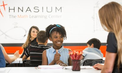 Up to 91% Off Tutoring at Mathnasium of Downtown Silver Spring