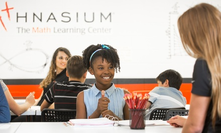 Assessment and Two or Three 60-Minute Mathnasium Curriculum Sessions at Mathnasium (Up to 76% Off)