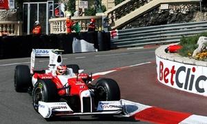 MUNDOTOUR (FR): 1 place pour le Grand Prix Formule 1 de Monaco le 26 et le 27 mai dès 159 €