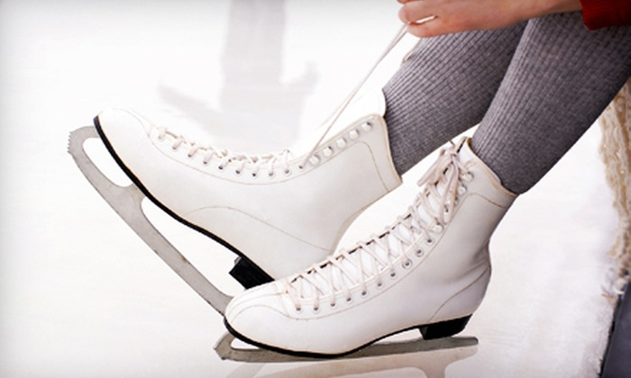 IceForum Skating Academy - Riverwalk: $49 for Six-Week Introductory Ice-Skating Class May 14–June 23 or June 25–August 4 at IceForum Skating Academy in Duluth ($99 Value)