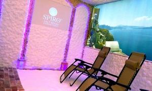 Up to 57% Off Salt Cave at Spiro Salt Room & Massage Therapy at Spiro Salt Room & Massage Therapy, plus 6.0% Cash Back from Ebates.