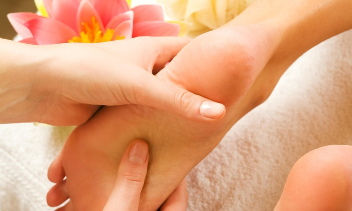 Reflexology Heels Soles - Central - Terry: $27 for $60 Groupon — REFLEXOLOGY HEELS SOLES