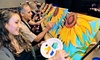 Up to 47% Off Painting Class at Painting & Vino