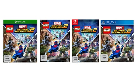LEGO Marvel Super Heroes 2 für PC, PS4, Xbox One oder Nintendo Switch