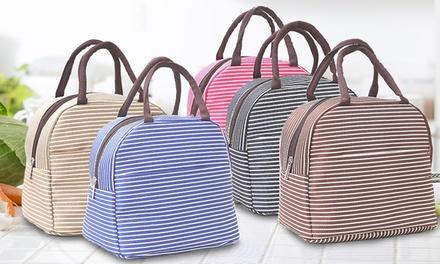 1, 2 ou 4 sacs déjeuner isothermes, coloris aux choix