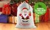 Personalised Christmas Sack or Bag