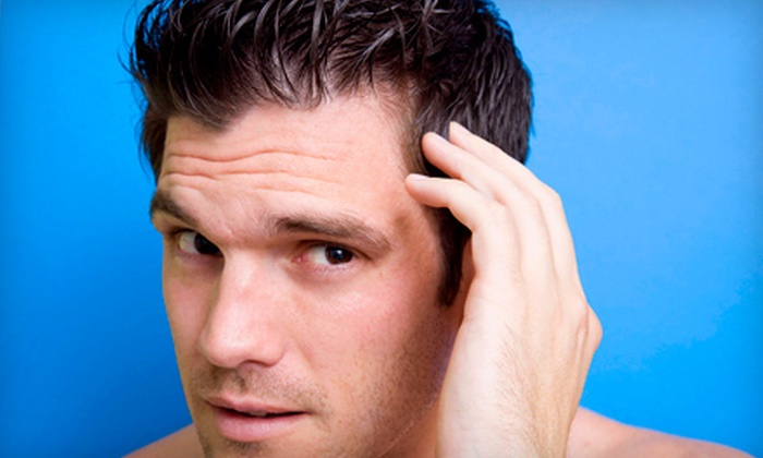 Infinitee Trichology Centre - Kettering: $99 for 12 Laser Hair-Restoration Sessions at Infinitee Trichology Centre ($1,020 Value)