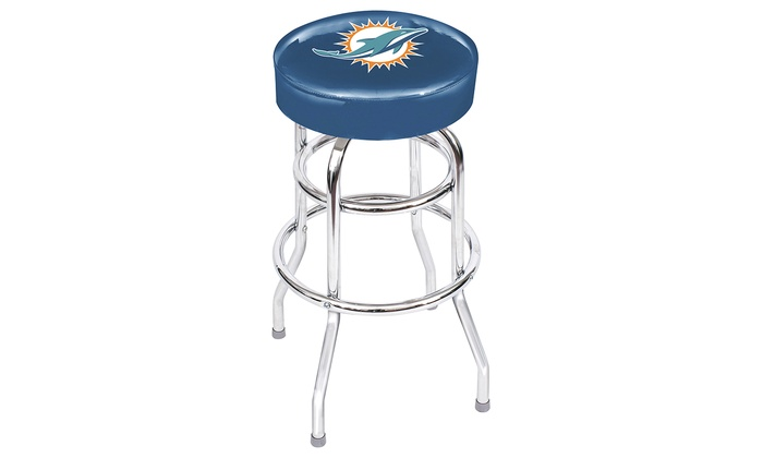 Up To 29 Off On Nfl Bar Stools Groupon Goods