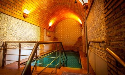Almería: estancia para 2 con desayuno, acceso a piscina termal y opción a media pensión en Hotel Balneario San Nicolás