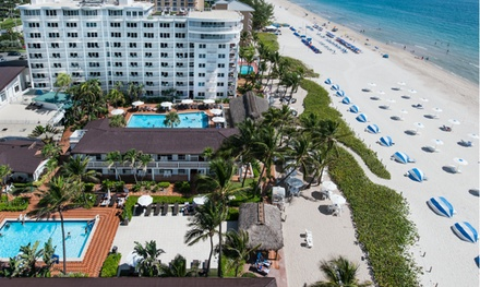 Stay at Beachcomber Resort & Villas in Pompano Beach, FL, with Dates into September