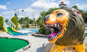 Mini Golf For Two, Four, Or Eight At Anchor Golf Center (up To 50% Off)