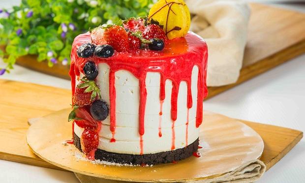 Mammamia Gelato Italiano Ice Cream Cake