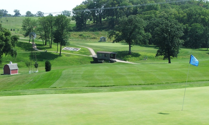 Diamond Trail Golf Club - Lynnville: 18-Hole Round of Golf with Cart and Range Balls for Two or Four at Diamond Trail Golf Club (Up to 52% Savings)