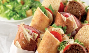 Corner Bakery Cafe: Sandwiches, Salads, and Soups or Catering at Corner Bakery Cafe (Up to 40% Off)