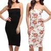 2-Pack of Women's Tube Dresses