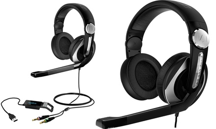Sennheiser PC 330 Gaming Headset