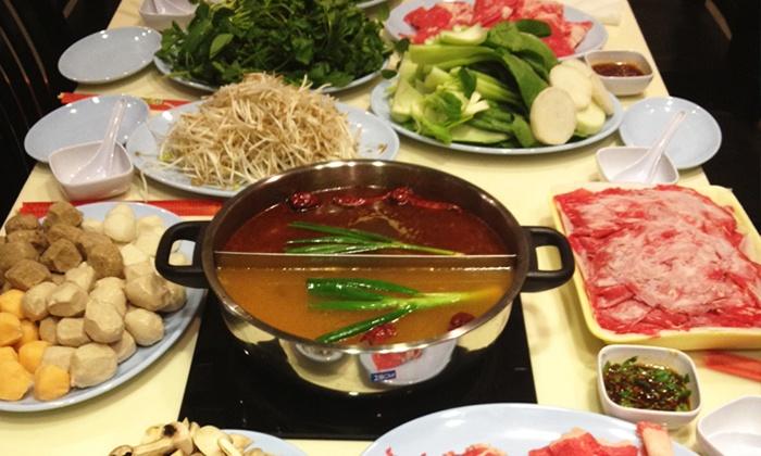 Hot Spot - Fairfax: $16 for $30 Worth of Asian-Fusion Hot Pots at Hot Spot