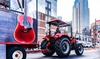Up to 37% Off 90-Minute Tour from The Nashville Tractor