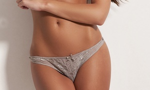 One or Two Brazilian or Bikini Waxes from Samantha at Tease iT Studio (Up to 80% Off)