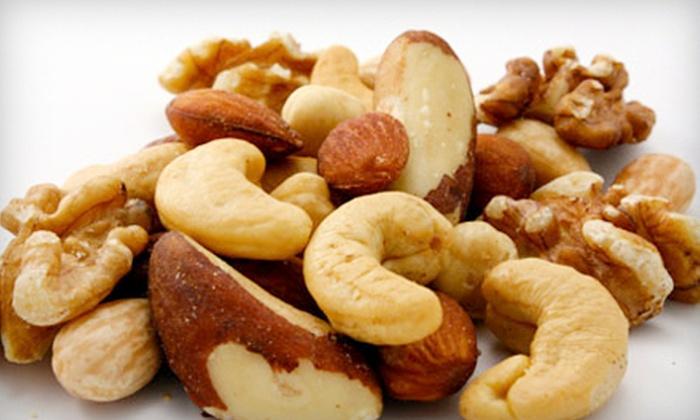 Krema Nut Company - Grandview Heights: $10 for $20 Worth of Nuts and Snacks at Krema Nut Company