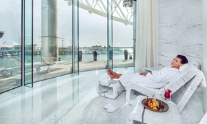 ESPA at Yas Viceroy Hotel: Massage, Personalised Facial or Body Wrap, Spa Access and Optional Scrub for One or Two at ESPA at Yas Viceroy Abu Dhabi