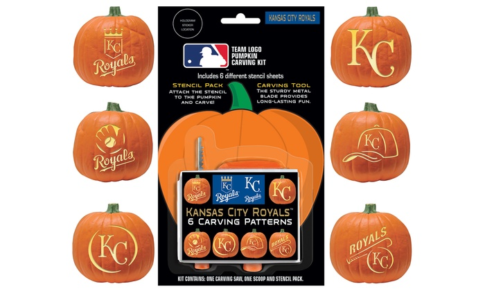 Up To 40 Off On MLB Pumpkin Carving Kit 9 Pc