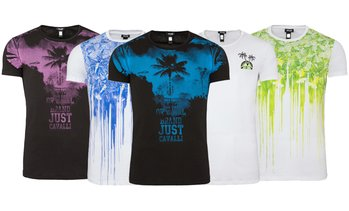 T-Shirt Just Cavalli da uomo