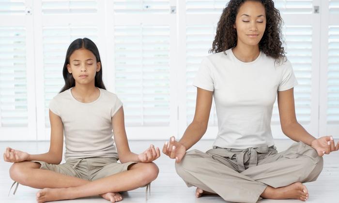 Spiral Tree Yoga & Wellness Studio - Rosemont: 5 or 10 Yoga Classes at Spiral Tree Yoga & Wellness Studio (Up to 50% Off)