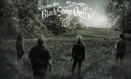 Black Stone Cherry Tour, 21 November - 6 December, Standing and Seated Tickets from £28.50