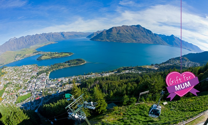 Queenstown:  1 to 3 Nights for Two, Four or Six with Late Check-Out at The Lofts Apartments