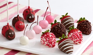 $15 For $30 Worth Of Gourmet Dipped Strawberries And Treats From Shari