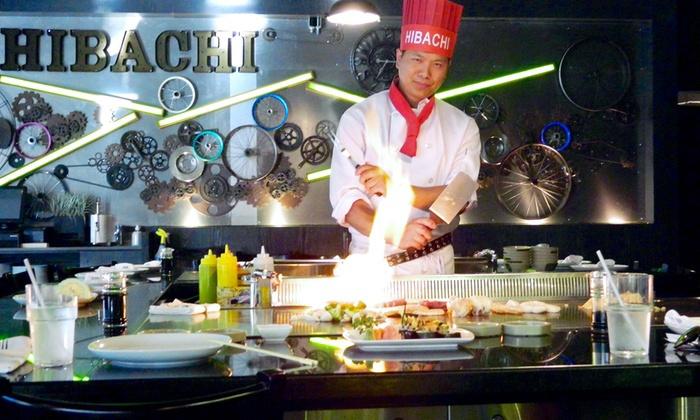 hibachi seafood steakhouse burlington on groupon
