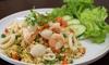 Vietnamese Lunch with Dessert