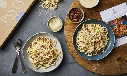 £24 To Spend Towards Freshly Made Artisan Pasta with Sauces Delivered to your Door by Pasta Evangelists