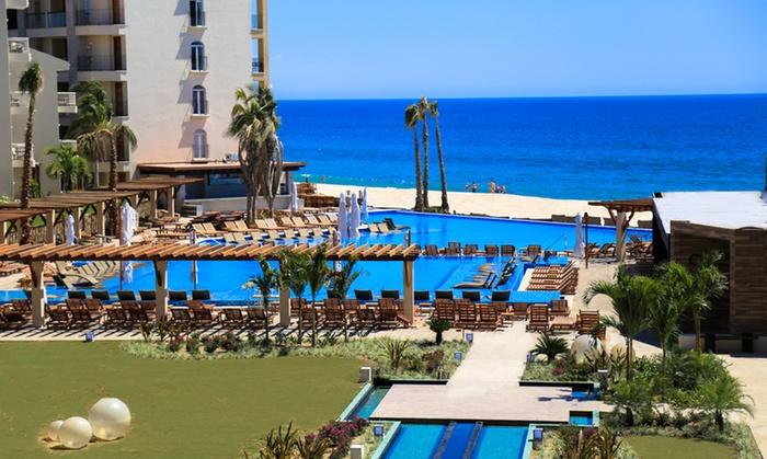 Beachfront Hotel in San José del Cabo