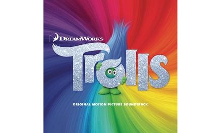 Trolls Original Motion Picture Soundtrack on CD | Groupon