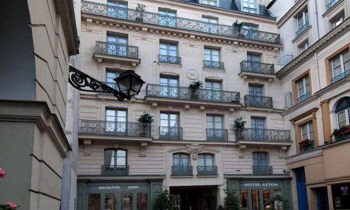 H Tel Aston In Paris 9e Arrondissement Le De France