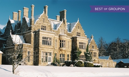 Lincolnshire: 1 to 3 Nights for Two with Breakfast and Option for Dinner at Branston Hall Hotel