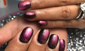 Classic and Gel Manicure and Pedicure