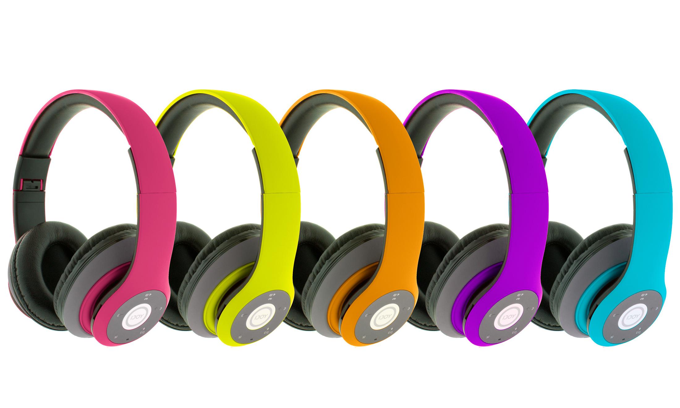 e5ff35cd168 IJOY Logo Wraparound Bluetooth Headset MobStub