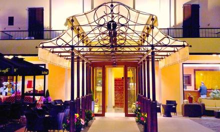 Chianciano Terme, Grand Hotel Le Fonti 4*: 1 o 2 notti in camera standard con colazione o 1 cena per 2 persone