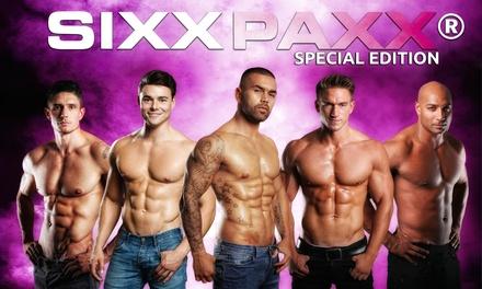 1-2 Tickets für die Sixx Paxx, optional mit Prosecco, im Januar und Februar imWild House Berlin (bis zu 50% sparen)