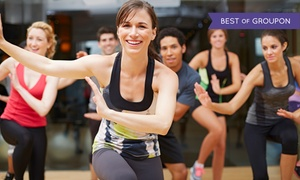 The Z Spot: 5, 10, or 20 Zumba Classes at The Z Spot (Up to 61% Off)