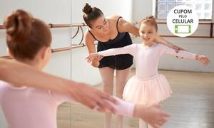 Estúdio Viva : Estúdio Viva – Aldeota: 1 ou 3 meses de ballet infantil - 2 vezes na semana