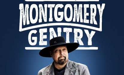 Montgomery Gentry on Friday, September 7, at 7 p.m.