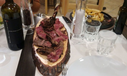 Deal Ristoranti Groupon.it ⏰ Menu con tris di tagliata di manzo e vino per 2 persone alla Pizzeria Dul Mercà (sconto fino a 47%). Prenota&Vai