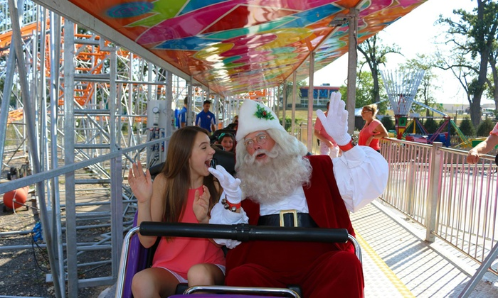 Directions to Santa's Village Azoosment Park (East Dundee) with public transportation