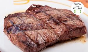 Churrascaria Cruzeiro do Sul: Rodízio de carnes para 1 ou 2 pessoas na Churrascaria Cruzeiro do Sul – Botafogo