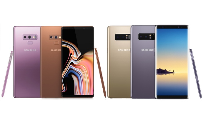 Up To 57 Off On Samsung Galaxy Note8note9 Groupon Goods