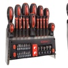 Stalwart Screwdriver Set with Magnetic Tips (27- or 39-Piece)